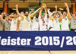 ProB Meister 15/16 (Foto: Christoph Worsch)