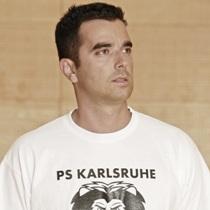 Coach Aleksander Scepanovic - PSK Lions